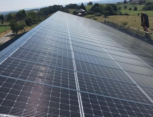 Le recyclage des panneaux solaires