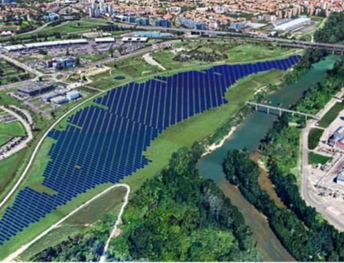 L'ancien site d'AZF de Toulouse va accueillir une immense centrale photovoltaïque
